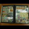Sammlung Bund 1972-2000, fast kpl O mit ZENTRISCHEN VOLLSTEMPELN im Einsteckbuch