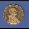 Kleine Goldmedaille Papst Paul VI. 1963, 3,50g 900er Gold !