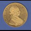 Schöne große Goldmünze Österreich Franz Joseph, 4 Dukaten = 13,96g Au986