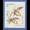 Österreich 2017 68 C. Sondermarke Frauenschuh, Exklusivausgabe für Abonnenten **