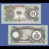 Banknote Bank of Biafra One Pound (1968-69) in bankfrischer Erhaltung !