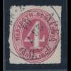 Schleswig-Holstein, Mi.-Nr. 3 mit sehr seltenem Ortsstempel APENRADE, BPP-Attest