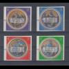 Vatikan ATM 3.Ausgabe 2002, Evangelisten Mi.-Nr.11-14 y je mit Wert 0,41 € **