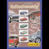 """Deutschland 2003 Faltblatt """"Deutsche Kultautomobile"""" mit Mi.-Nr. 2362-2366"""