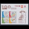 Österreich 2007, Blockausgabe 100 Jahre Pfadfinder, Mi.-Nr. Block 36 **