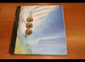 Griechenland Olympische Spiele 2004 Sammlung 16 Laserdruck-Kleinbogen ** SELTEN