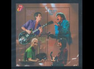 """Österreich 2003, Blockausgabe Rockgruppe """"The Rolling Stones"""", Mi.-Nr. Bl. 21 **"""