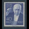 Berlin 1954, Richard Strauss 1864-1949, Mi.-Nr. 124 **