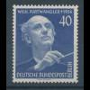 Berlin 1955, Wilhelm Furtwängler, Mi.-Nr. 128 **