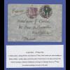 "Katastrophenpost Brasilien 4.Mai 1936 vom Crash der ""Ville de Santiago"" in Bahia"