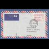 Südwestafrika FRAMA-ATM Nr.1 Aut.-Nr PT-04 Wert 00.40 Rand aus OA auf Orts-FDC