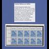 DDR 5-Jahresplan Mi.-Nr. 457 Fehldruck mit falschen Reihenwertzählern ** SELTEN