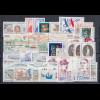 Frankreich Saint Pierre et Miquelon 1986-1990 Lot 29 Werte postfrisch **