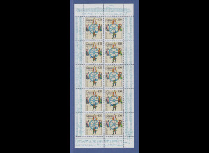 Zehnerbogen ** 1995 Mi.-Nr. 1806 100. Geburtstag von Carl Orff