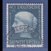 Bundesrepublik Wohlfahrt 1954 Bertha Pappenheim Mi.-Nr. 203 O geprüft Schlegel