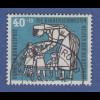 Bundesrepublik Wohlfahrt 1956 Mi.-Nr. 246 sauber O HAMBURG geprüft Schlegel