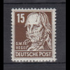 DDR Köpfe II 15 Pfg-Wert Mi.-Nr. 331 v postfrisch **