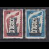 Niederlande EUROPA - CEPT 1956 Mi.-Nr. 683-684 postfrisch in einwandfreier Erh.