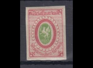 Russland Wendensche Kreispost 1864 Mi.-Nr. 4 postfrisch ** in Top-Erhaltung