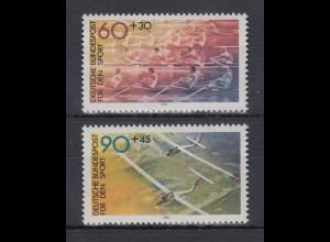 Bundesrepublik 1981 Sporthilfe Mi.-Nr. 1094-1095 **