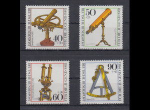 Bundesrepublik 1981 Jugend optische Instrumente Mi.-Nr. 1090-1093 **