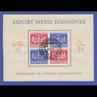 All. Besetzung Exportmesse Hannover besserer Viererblock V Zd 2 gest. auf Karte