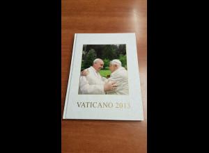 Vatikan Jahrbuch 2013 komplett bestückt **