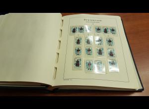 DDR-Zusammendruck-Garnituren 1959-1982 Sammlung **, gesamt über 2.200,- M-€