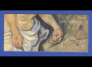 Vatikan Markenheftchen 2003 Mi.-Nr. MH 11 ** Maler Vincent van Gogh