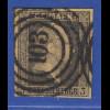 Altdeutschland Preußen Mi.-Nr. 4 gestempelt mit Ring-Nr.-O 103 Berlin