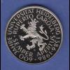 Bundesrepublik 5DM Gedenkmünze 1986 Universität Heidelberg PP