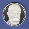 Bundesrepublik 10DM Silber-Gedenkmünze 1994 Robert Koch PP