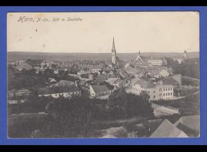 AK Österreich Horn N.-Oe. Gesamtansicht 1906