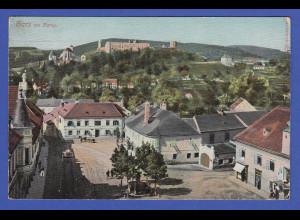 AK Österreich Gars am Kamp 1907
