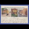 AK Österreich Baden bei Wien K.K. Wohltätigkeitshaus 1914