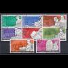 VR China 1964 Chemische Industrie Mi.-Nr. 838-845 gestempelt # S69