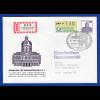 100 Deutschland Atm 1 wiesbaden, 1983 Ausgabe Mit Gestauchtem Werteindruck