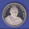 Silbermedaille Johannes Paul I. Pont. Max. Ag999 19,9g.