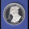 Silbermedaille Friedrich II. - König von Preußen Ag999 14,8g