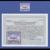 Dt.Reich Feldpostmarke Inselpost Kreta Mi.-Nr. 7A gestempelt, Befund Petry BPP