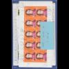 Frankaturware Deutschland orig. postfrisch, Wert 0,55 14 10er-Bogen = 77,00 €