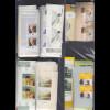 Frankaturware Deutschland orig. postfrisch, 800x0,55€ = 440€ Frankaturwert