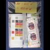 Frankaturware Deutschland orig. postfrisch, 308x0,55€ = 169,40€ Frankaturwert