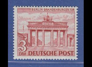 Berlin Berliner Bauten 3DM Brandenburger Tor Mi.-Nr. 59 postfrisch **