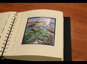 UNO Genf 1988-2012 reichhaltige Sammlung ** mit vielen KLB, Ganzsachen ect