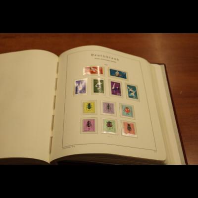 DDR 1963-1969 nicht ganz kpl. aber reichhaltige Sammlung meist **, etwas O