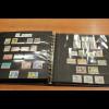 Luxemburg 1964-1993 Sammlung kpl. ** auf SAFE-Garant-Blättern im bl. Ringbinder