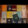Bundesrepublik 16 amtliche Jahrbücher aus 1983 - 2000 mit Marken **