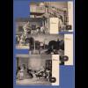 DDR Fernsehen Unser Sandmännchen 4 alte Postkarten aus den 60er Jahren