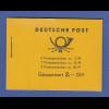 DDR 5-Jahresplan Markenheftchen Mi.-Nr. MH 2 a2 **